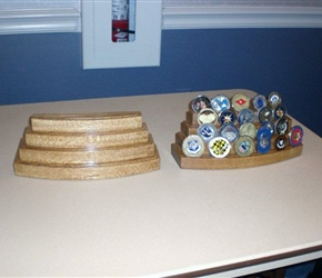 ORNAMENTAL COIN RACKS BY JOHN SCOTT.jpg